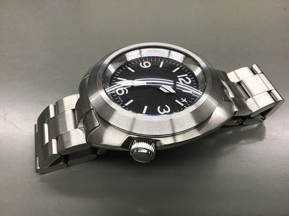 It is a full-Mod (custom) Example of the new Turtle (SRP779K1