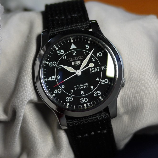 SEIKO 5  club - Anyone MOD information posting site can post!